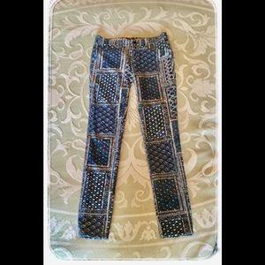 Pilcro and the Letterpress Corduroy Jeans/Pants.